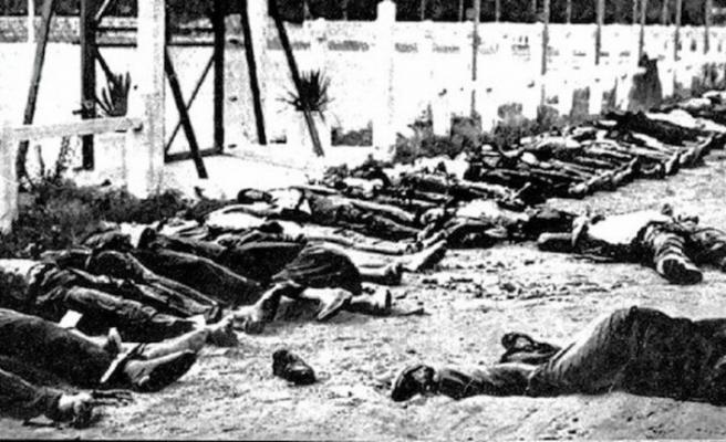 Hafız Esed Hama'da Müslüman Kardeşler'i katletti