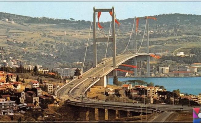 Boğaz'ın ilk köprüsü nasıl yapıldı?