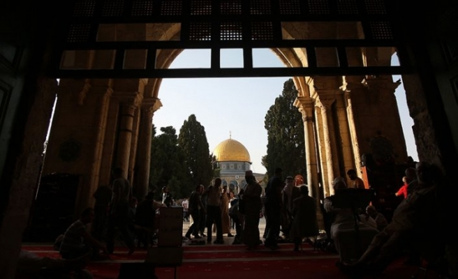 Mescid-i Aksa bu yıl Ramazan'da ibadete açık