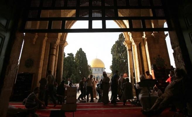 Mescid-i Aksa ramazanda ibadete açılacak