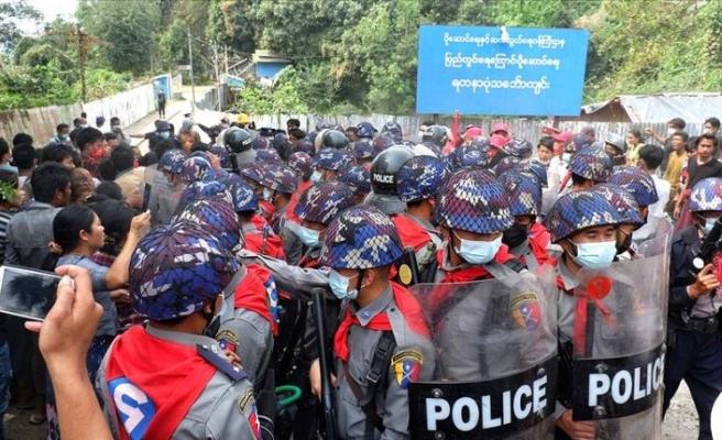 Myanmar ordusuna bir tepki de G7 dışişleri bakanlarından