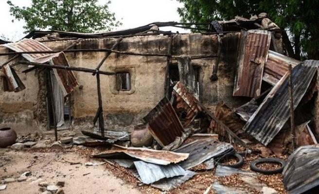Nijerya ordusu bir bölgeyi Boko Haram'dan kurtardı