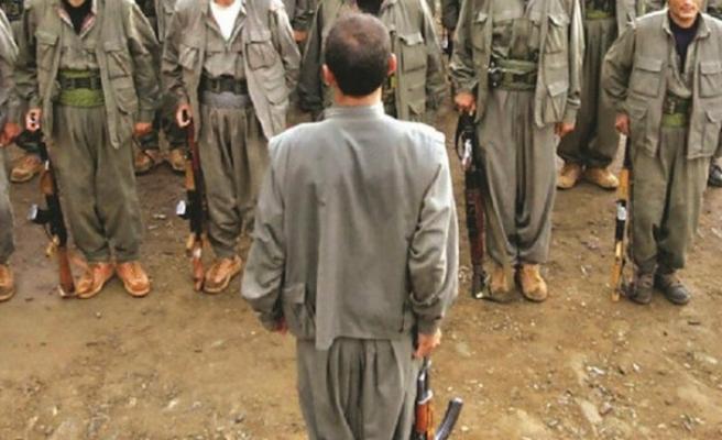 Teslim olan PKK'lılar kirli ilişkiler ağını itiraf etti