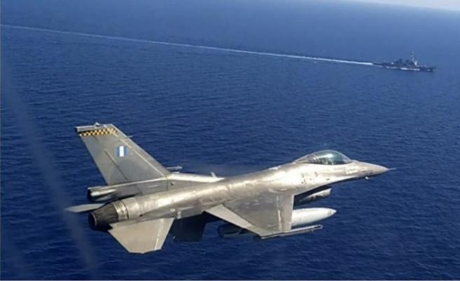 Yunanistan savaş uçağı, denizaltı ve İHA alımına hazırlanıyor