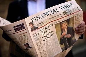 Financial Times Japonlara satıldı