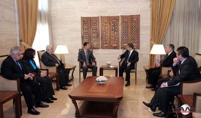 Esad: Reform önerilerine açığız
