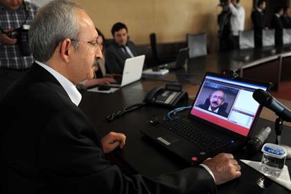 Kılıçdaroğlu'ndan 'Online' propaganda