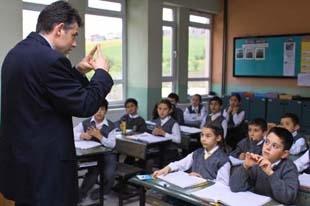 Öğretmenlere kurs ve yeterlilik sınavı