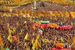 BDP: Kürtlere karşı savaş ilanı