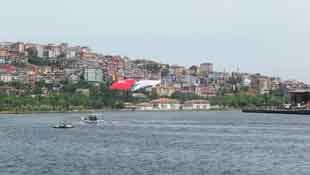 Haliç'i Boğaziçi'nin suyu temizleyecek