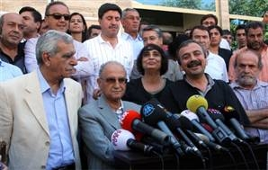 BDP'ye Avrupa'dan PKK tepkisi