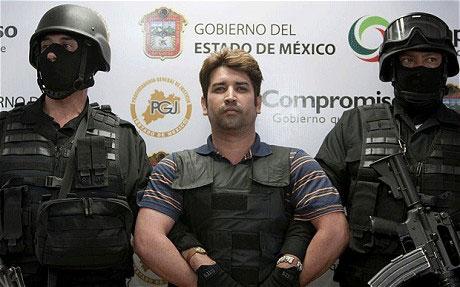 Meksika'da 900 Kişinin Katili Yakalandı