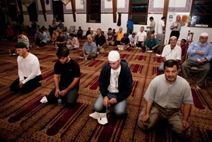 Amerika'da iftar vakti