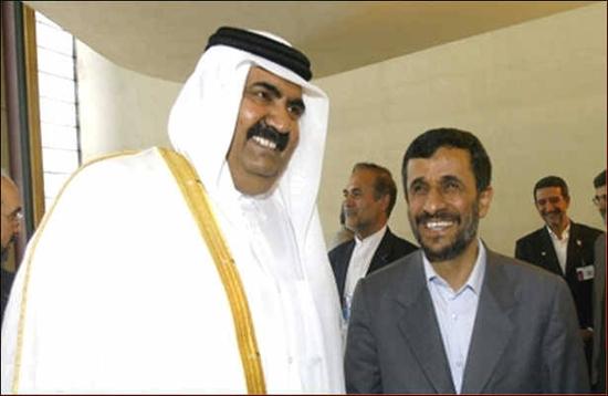 Katar Emiri'nden kritik İran ziyareti