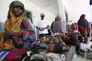 Somali'ye yardım için reklam filmi hazırlandı