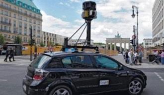 İsrail'den Google'a kamera izni