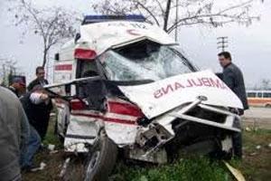 Ambulans kazası, vurgunu ortaya çıktı