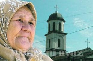 Fata Nine kaçak kilisede mevlid okuttu