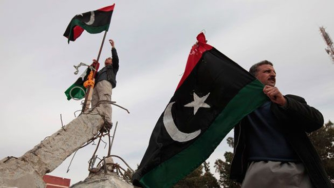 Bayram sonrası 'Yeni Libya' seferi