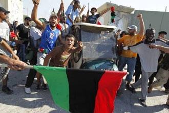 Avrupa'da Libya saati