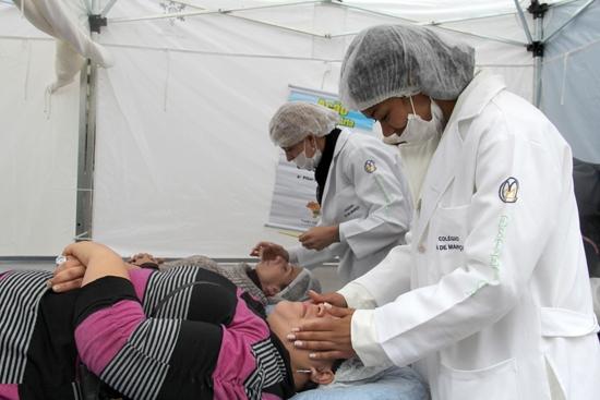 Brezilya'da Ramazan'a özel sağlık taraması