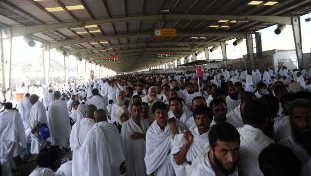 Hindistan Müslümanlarına Hac kontenjan yetmiyor