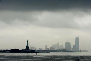 Irene, New York'a yaklaşıyor