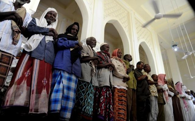 Somali'de buruk bayram sabahı - FOTO