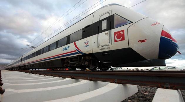 2023 yılına kadar 29 kente hızlı tren geliyor