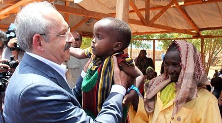 Kılıçdaroğlu Somali ziyaretini tamamladı