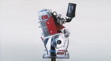 Yüzde 100 yerli motor üretti