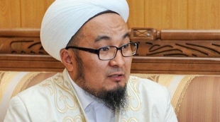 Kırgız Müftü'nün görevden alınması için imza