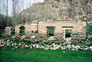 Horhor Camii restore ediliyor