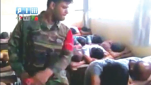 Hama ve Humus'ta operasyon: İki ölü