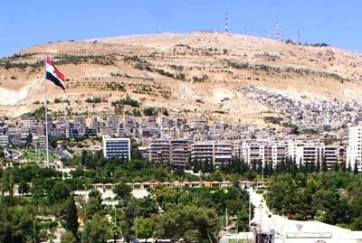 Humus kenti kuşatma altında!