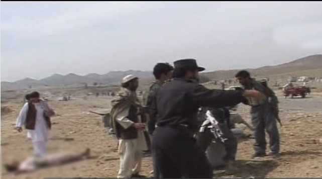 Afganistan'da füze saldırısı: 3 ölü