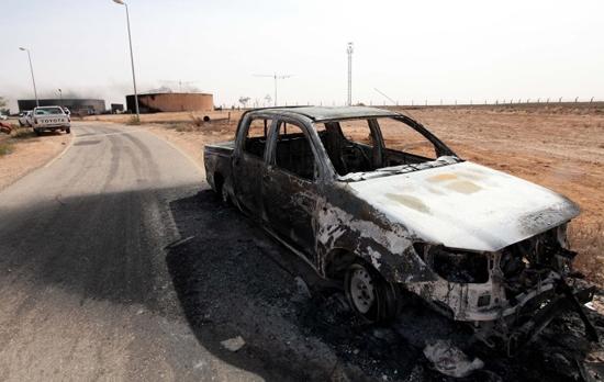 Irak'ta ölü sayısı 25'e yükseldi