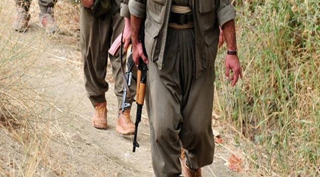 PKK'dan kaçan 5 kişi teslim oldu