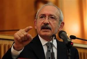 Kılıçdaroğlu: Eksen kayması yok