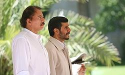 'Kardeşim Ahmedinejad, adalet peşinde'