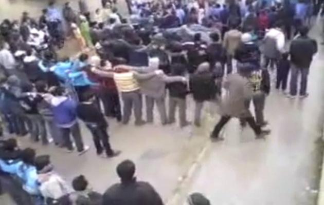 Suriye muhalefetinde sivil-asker buluşması