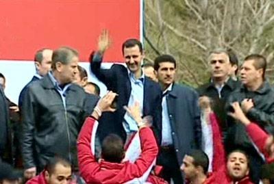 Esad, ateşkes teklifine hazırlanıyor