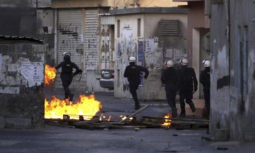 Bahreyn'de diyaloğa saatler kala patlama