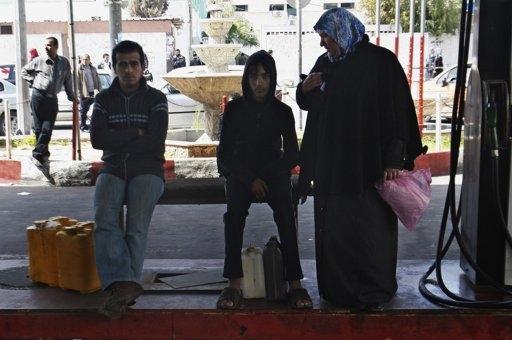 Gazze'de yakıt sıkıntısı artıyor