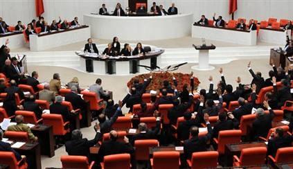 Meclis'te dinlemelere karşı yeni önlem