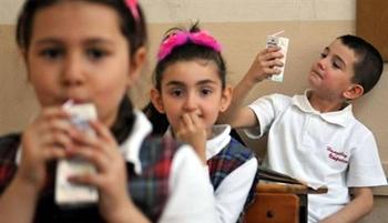 Okul sütü programı 10 Şubat'ta başlıyor