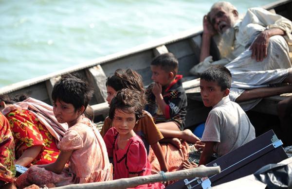 Myanmarlı diplomattan  ırkçı itiraf!