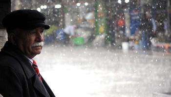 Türkiye'de yağış ortalaması yükseldi