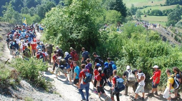17 yıl sonra Srebrenitsa'da...