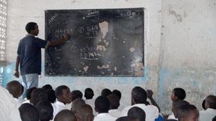 Somali'de eğitim seferberliği